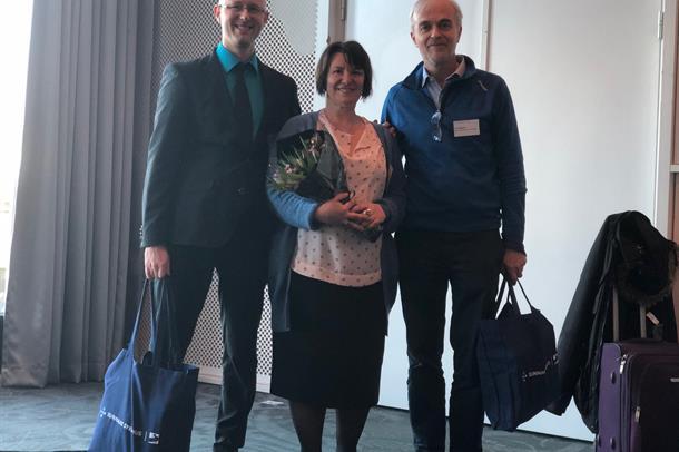 Bo B. Sørensen, Jelena Simic og Per Ertzgaard