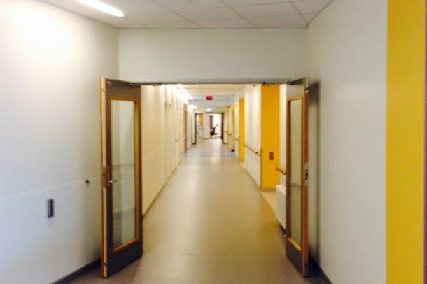 Sykehuskorridor